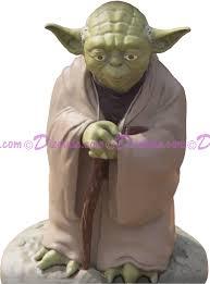 dizdude yoda wars garden ornament gnome disney epcot