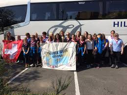 Girlguiding Flags 2nd Paddock Wood Guides En Route Adelboden Venture Abroad Blog