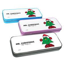 personalised christmas pencil case tin u2013 shop mrmen