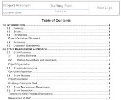 25 images of staffing management plan template infovia net
