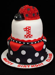 ladybug birthday cake birthday cakes milford ohio