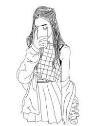 pinterest 热你啊 sketches pinterest drawings outlines and