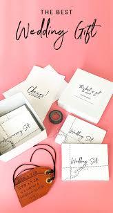 wedding gift amount 2017 the best wedding gift a wedding time capsule thyme is honey