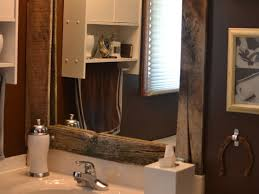bathroom rustic bathroom mirrors 5 rustic bathroom mirrors