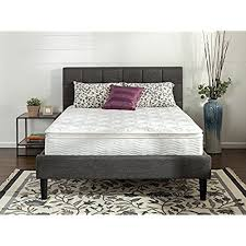 queen pillow top mattresses amazon com