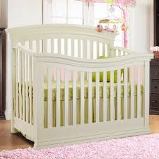 Sorelle Convertible Crib Sorelle Verona 4 In 1 Convertible Crib In White Free Shipping