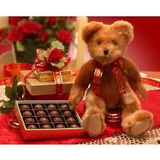 valentines big teddy teddy gift set walmart