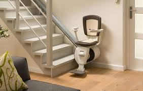 thyssenkrupp chair lift indoor chair stair lift power operated