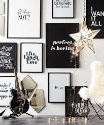 Quotes Wall Decor Best 25 Wall Of Quotes Ideas On Pinterest Black Photo Frames