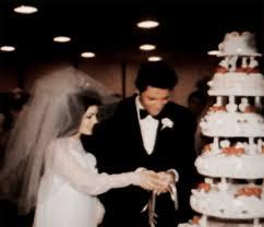 wedding cake gif priscilla