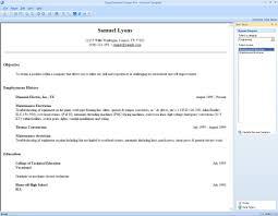 Simple Resume Builder Resume Easiest Resume Builder