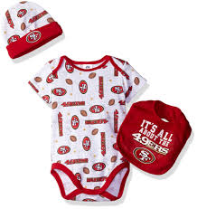 49ers Crib Bedding Nfl San Francisco 49ers Baby Gift Set Discontinued