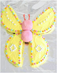 how to make a cake for a girl 14 best cakes images on butterfly party butterfly