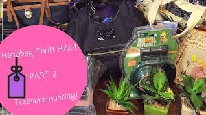 thrift garage sale haul handbags kate spade kors designer part 2 thrift garage sale haul handbags kate spade kors designer part 2