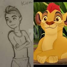 kion the lion guard by trizalice95 on deviantart