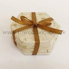 wedding cake boxes cake box hexagonal