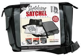 amazon com royal u0026 langnickel sketching satchel artist pack