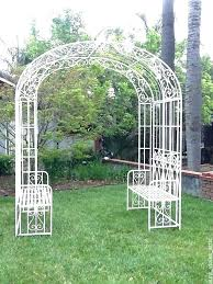 wedding arch garden metal garden arbor garden arch trellis metal garden arch wedding