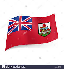 England Flag Colors Flag Of Overseas British Territory Bermuda National Coat Of