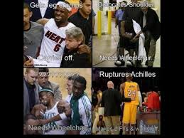 Kobe Bryant Injury Meme - 308 best purple gold images on pinterest basketball jokes