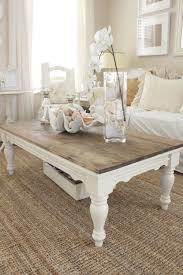 antique white distressed coffee table distressed off white end tables awesome off white distressed side