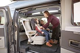 Ford Van Interior 7 Passenger Ford Transit Conversion Vans By Explorer Van