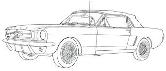 free coloring pages of mustang cars mustang coloring pages fresh old cars coloring pages free modokom com