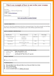 biodata format word format biodata format in ms word photo free download format images