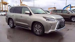 lexus lc spied 2016 lexus lx spied undisguised inside and out