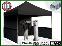 photo booth tent 2018 premium 10x10 instant canopy craft display trade show tent
