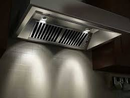 led multi directional lights on zline range hoods youtube