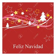 feliz navidad christmas card feliz navidad espanol christmas card or invitation