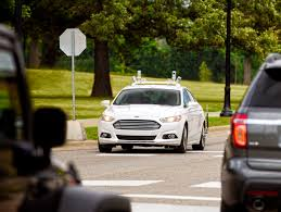 indian car on road ford will build an autonomous car without a steering wheel or