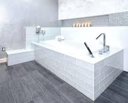 vinyl flooring for bathrooms ideas 29 vinyl flooring ideas with pros and cons digsdigs grey wood