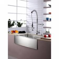 Kitchen Faucets Vancouver Kraus Kpf 1602 Ksd 30ch Universal Polished Chrome Pro Pre Rinse