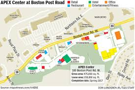 T Map Boston Ma by Business Entertainment Complex In Works In Marlboro News