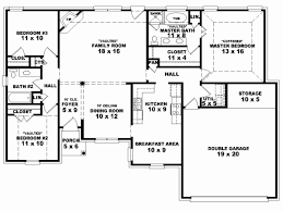 4 bedroom house floor plans 4 bedroom house plans 2 story in kerala single story open