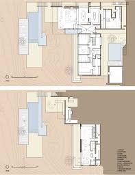 first and second floor plan picture at gubbins house design by