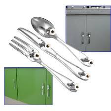 fourchette cuisine 3pcs argent couteau fourchette cuillère placard de la cuisine