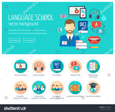 web design concept website landing page stock vector 531284632