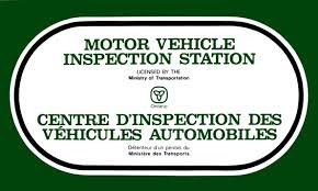 will airbag light fail inspection ontario safety inspection changes effective july 1st 2016
