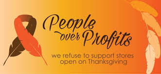 boycott stores open on thanksgiving home