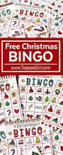 thanksgiving bingo free free christmas bingo game printable