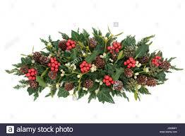 christmas mistletoe christmas and winter decoration with mistletoe fir
