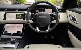 velar land rover interior range rover velar review