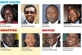 Portfolio Of Cabinet Ministers Cabinet Ministers Of Uganda Thesecretconsul Com