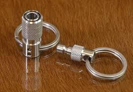titanium key rings images Q rings v5 ti key ring jpg