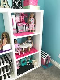 Rooms In A House Create Adorable Diy American Doll Rooms In A Large Doll House