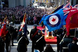 file toronto remembrance day service at old city hall jpg
