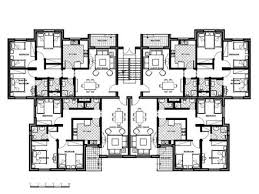 Multi Unit Apartment Floor Plans Apartment Building Plans Design Awesome Design Multi Story Multi